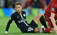 """""""Lasati-l pe Neymar in pace!"""" Starul brazilian, aparat dupa infrangerea lui PSG cu Liverpool! De ce este pus la zid Neymar"""