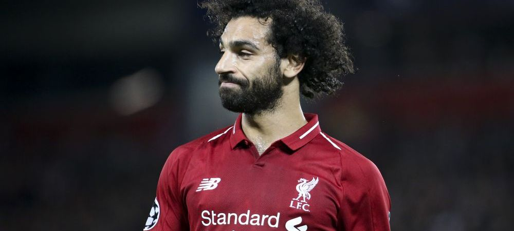 Asta nu s-a vazut la TV! Ce a facut Mo Salah la finalul meciului cu PSG! Starul lui Liverpool a disparut imediat