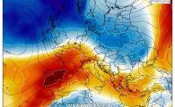 Un val de ger arctic ajunge în Europa. Temperaturile vor scădea dramatic și în România