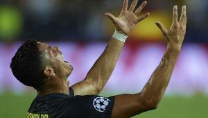 Momentul incredibil care nu s-a vazut la TV! Cum a reactionat Cristiano la vestiare dupa eliminarea incorecta de la Valencia