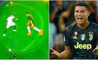 Imaginile care schimba totul! Adevaratul motiv pentru care Cristiano Ronaldo a fost eliminat la Valencia! Chiar si asa, decizia pare dura: VIDEO