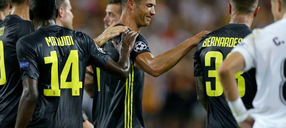 Oficialii lui Juventus, criza de nervi la pauza! Arbitrii s-au inchis in vestiar: reactia lui Nedved