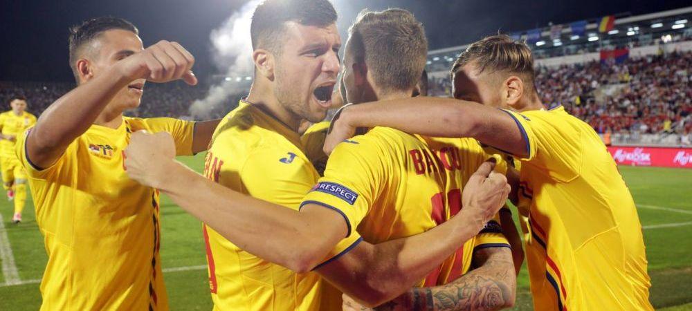 Pe ce loc a ajuns Romania in clasamentul FIFA dupa egalurile din Nations League! In octombrie, Romania joaca la ProTV cu Lituania si Serbia