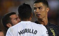 """""""Bomba atomica din aprinderea unui chibrit"""". Ion Craciunescu a spus ce ar fi facut la faza la care Brych i-a aratat rosu lui Cristiano Ronaldo"""
