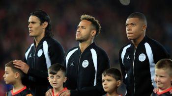 """""""Nu sunt eroi, urla ego-ul in ei!"""" Atac dur la tripla de sute de milioane a lui PSG, formata din Neymar, Mbappe si Cavani"""