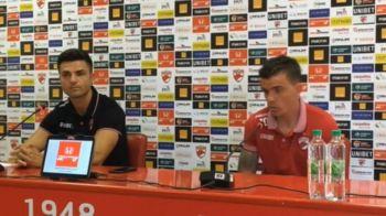 """""""Sunt mandru ca antrenez Dinamo si o sa antrenez echipa in continuare!"""" Bratu, convins ca nu va fi dat afara: """"Avem un obiectiv realist, nu trebuie sa ne speriem!"""""""