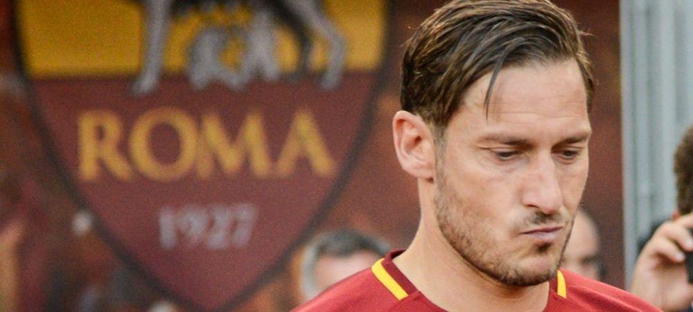 """Din pacate, nu am putut! Am incercat sa-i aduc!"" Ce super-jucatori a vrut Totti sa convinga sa vina la Roma"