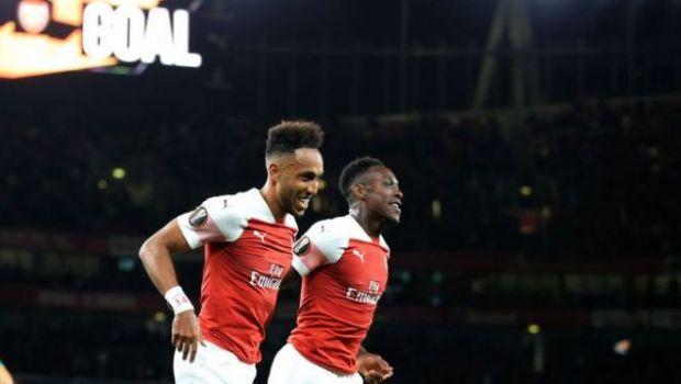 Arsenal 4-2 Vorskla, Dudelange 0-1 AC Milan, RB Leipzig 2-3 RB Salzburg   Villarreal 2-2 Rangers, Marseille 1-2 Frankfurt, Lazio 2-1 Apollon