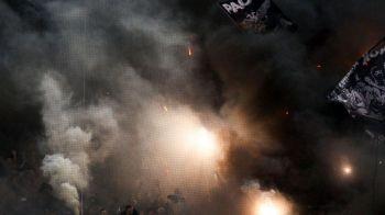 Imaginea serii in Europa League: cum a fost surprins presedintele lui Chelsea intre suporterii englezi, in toata nebunia de la Salonic