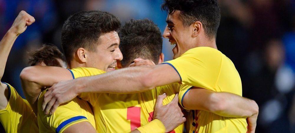 Radoi a luat 9 stranieri in lotul pentru FINALELE de Euro de la U21! Vezi aici lista