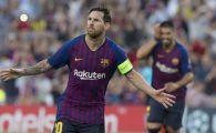 A pierdut un pariu? Schimbare spectaculoasa de LOOK pentru Leo Messi! Cum a aparut la antrenamentul Barcei. FOTO