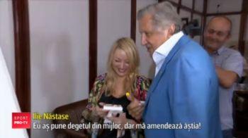 VIDEO | Ea e noua BOMBA SEXY a lui Ilie Nastase: cum arata noua cucerire a lui Nasty