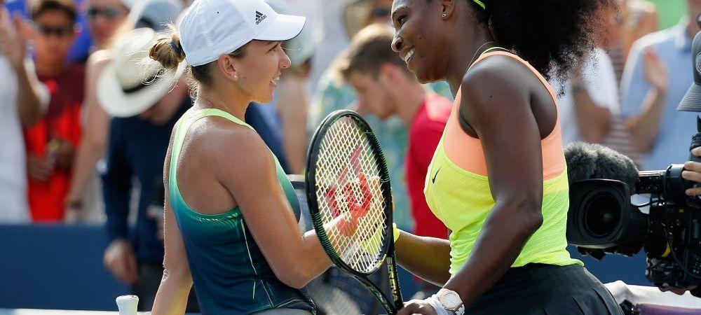 SIMONA HALEP, WUHAN | Intepatura de la distanta la adresa Serenei! Ce raspuns a dat Simona Halep cand a fost intrebata despre scandalul din finala US Open