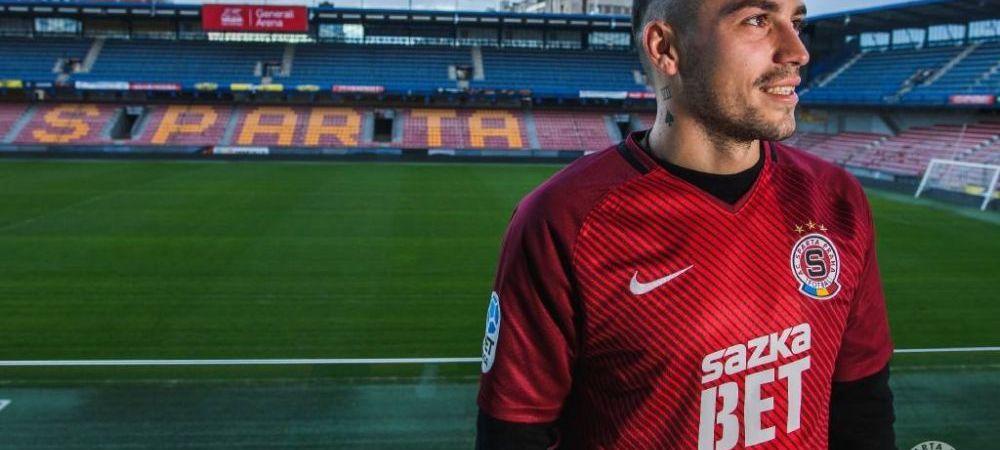 Stanciu, one man show la Praga! Doua goluri superbe si o pasa de gol pentru Nicolae Stanciu
