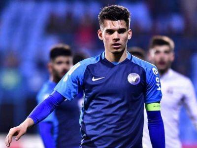 """Bomba! Ianis Hagi, remarcat de o echipa din Premier League! Scouterul englezilor a fost aseara la Craiova: """"Mi-a placut, e talentat"""""""