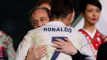"""""""Cristiano e succesorul lui Di Stefano, iar Zidane un gigant!"""" Perez, mai sincer ca niciodata"""