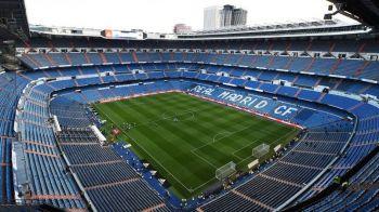 A fost aprobata renovarea stadionului lui Real Madrid! Cum va arata noul Santiago Bernabeu
