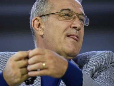 """Reactia lui Becali dupa ce Dica a spus: """"Eu sunt seful la FCSB!"""""""