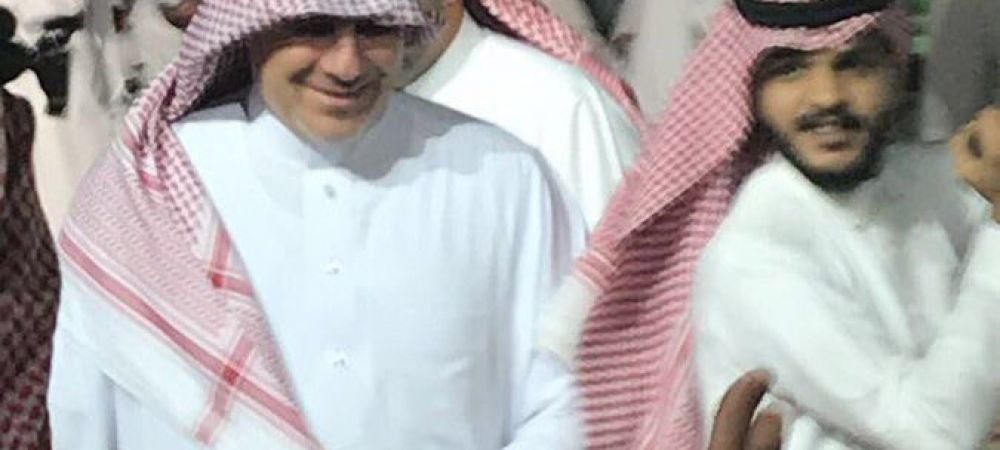 "IMAGINI COLOLASE | Sumudica si Budescu, sufletul petrecerii in Arabia Saudita! Sumudica nu s-a putut abtine: ""Uite-ma cum arat!"" :)) | VIDEO"