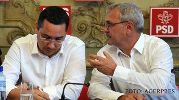 Ponta face primul pas pentru demiterea lui Dragnea de la șefia Camerei