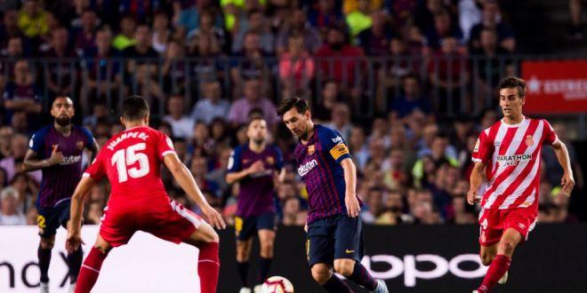 Messi a explodat dupa egalul cu Girona. Cine este fotbalistul pe care starul catalan nu-l mai vrea in primul 11