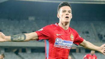 """""""Stiu ce pot sa dau fotbalului!"""" Dennis Man reactioneaza dupa ofertele din aceasta vara: """"La Steaua e presiune"""""""