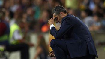 """Reactia DURA a lui Valverde dupa primul pas gresit al Barcei! Faza care l-a scos din minti: """"Pana si adversarul si-a cerut scuze!"""""""