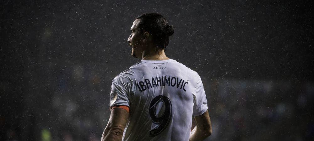 Ibrahimovic nu se mai opreste! La cate goluri a ajuns suedezul | A marcat pentru LA Galaxy cand era mare nevoie de o victorie
