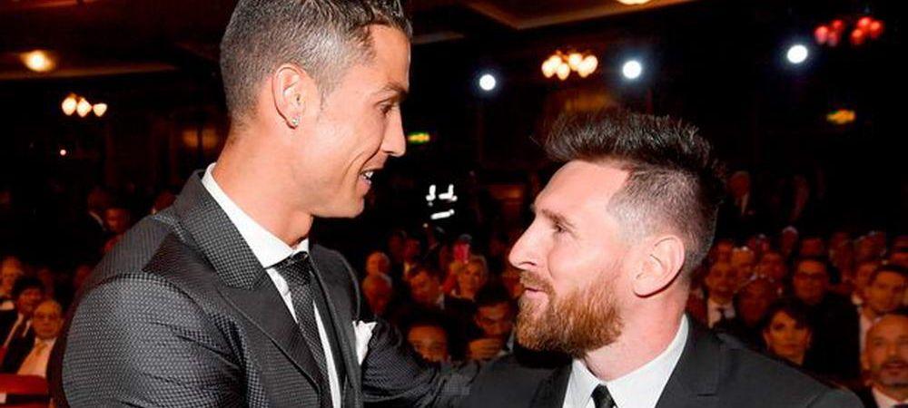 FIFA THE BEST | Gala fara Messi si Cristiano Cristiano Ronaldo! De ce au REFUZAT sa participe