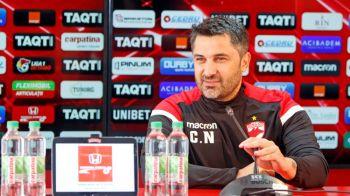 PRIMA DECIZIE luata de Claudiu Niculescu la Dinamo! Cine e capitan in urma scandalului MONSTRU cu Nistor