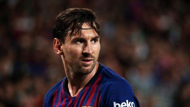 Messi si-a iesit din minti dupa egalul cu Girona! Faza care nu s-a vazut la TV: ce a facut capitanul Barcei dupa partida