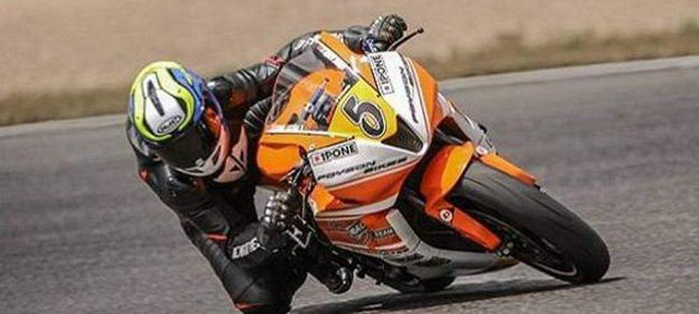 TRAGEDIE in motociclism: pilot decedat in timpul cursei! Ce s-a intamplat