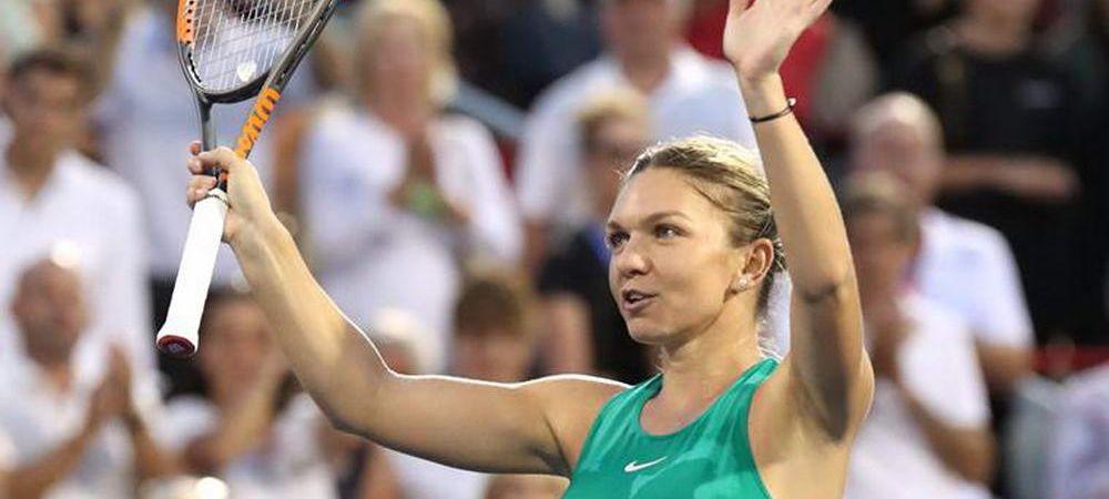 SIMONA HALEP, WUHAN | Simona Halep - Dominika Cibulkova se joaca marti! Organizatorii au anuntat ora de start