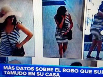 """""""Ea e femeia care a FURAT 112.000 de euro!"""" Detalii incredibile! Cum a intrat in casa unui fost fotbalist cu CARDUL si l-a jefuit"""