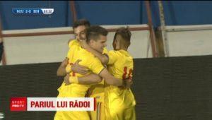 """""""In trei ani vor pune Romania pe harta Champions League"""". Radoi pariaza pe pustii de la U21! Ce spune despre Ianis Hagi, dupa ce l-a pregatit la nationala"""