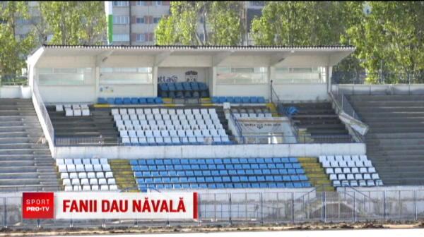 """Nu le-ar ajunge nici National Arena! Nebunie la Alba Iulia inaintea meciului de Cupa cu FCSB: """"Cred ca ne-ar trebui 60.000 bilete"""""""