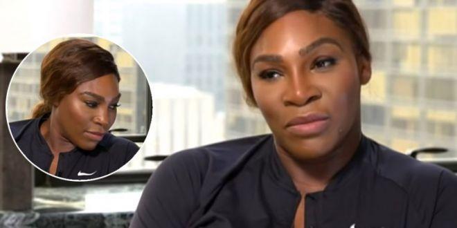 VIDEO | Imagini needitate! Cum reacţionează Serena Williams când i se pune o întrebare incomodă! Staff-ul ei a intervenit