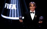 Mesajul lui Luka Modric pentru Cristiano Ronaldo dupa ce a fost desemnat jucatorul anului! Ce a spus despre Salah