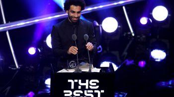 TROFEUL PUSKAS | Mo Salah, ironizat de un coleg de la Liverpool dupa ce a castigat premiul pentru cel mai frumos gol din 2018! Fanii au luat foc dupa anunt