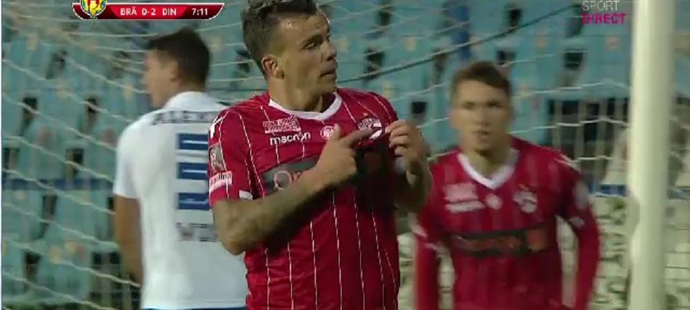 CUPA ROMANIEI LIVE | Dinamo, victorie la debutul lui Niculescu: 3-1 cu Braila! Craiova, Miercurea Ciuc, Sepsi si Voluntari in optimi