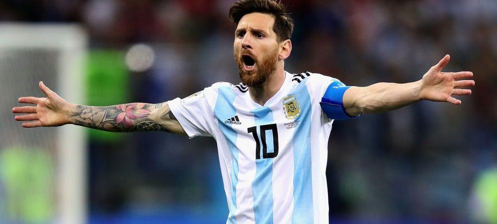 Messi ii tine pe argentinieni cu sufletul la gura! Ce decizie a luat in privinta nationalei