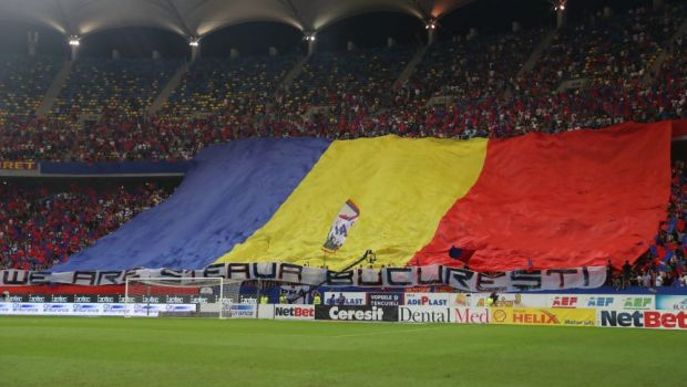 FCSB ramane fara galerie! Peluza Ros-Albastra a decis sa boicoteze meciurile:  Din cauza finantatorului