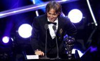 Cum s-au modificat cotele la pariuri pentru castigatorul Balonului de Aur, dupa gala FIFA Best de aseara, in care Modric a iesit triumfator! Messi are o cota uriasa