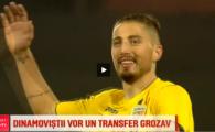 Fanii lui Dinamo fac cheta sa ii plateasca prima de instalare lui Grozav