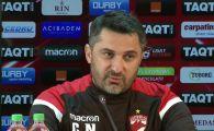 """""""M-am suparat la pauza!"""" Niculescu si-a luat tare jucatorii in vestiar! A anuntat la final ce se intampla cu Grozav"""