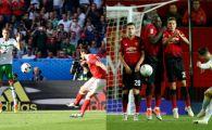 Galezii l-au gasit pe noul Bale! A inscris superb din lovitura libera in meciul cu Manchester United din Cupa