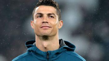 Cine e primul roman care a primit tricou semnat de la Ronaldo, dupa transferul la Juventus!