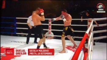 Va fi razboi la Piatra Neamt: bodyguardul lui Tyson promite lovituri ca din tun! Batalia Moldovei, in direct la ProTV, 19 octombrie