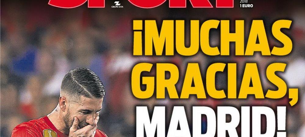 """Muchas gracias, Madrid!"" Reactia incredibila a catalanilor dupa UMILINTELE suferite de Barca si Real Madrid! Cand s-a intamplat ultima data asa ceva"