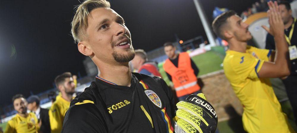 """""""A salvat echipa cu o interventie incredibila!"""" Ce a facut """"Radu cel Frumos"""" la debutul in Serie A pentru Genoa"""